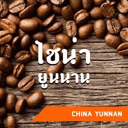 กาแฟ ไชน่า ยูนนาน