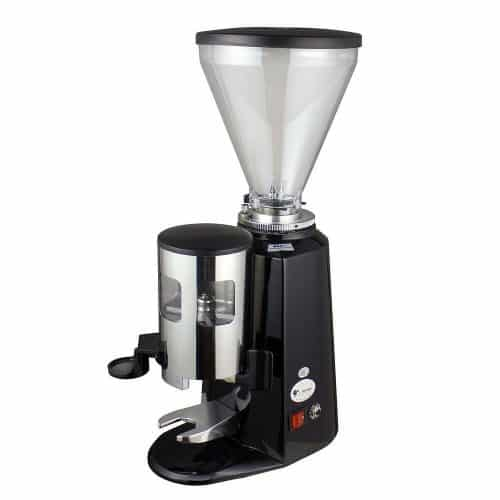เครื่องบดกาแฟเสี้ยนบดมืออาชีพ แบบมีโถพักผงกาแฟ L-Beans 900n