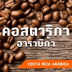 เมล็ดกาแฟคอสตาริกา