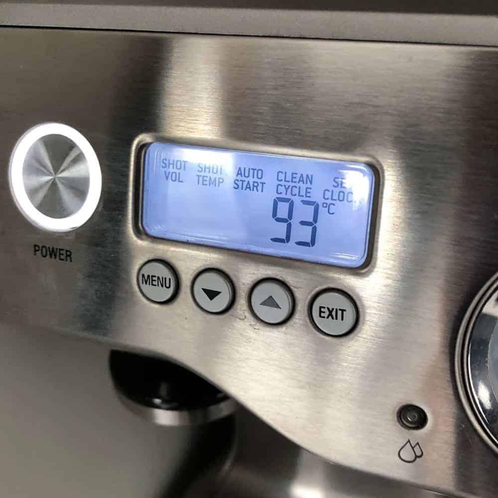 อุณหภูมิ ที่ เหมาะสม การ ชง กาแฟ