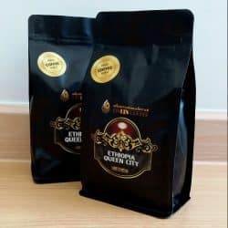 เมล็ดกาแฟเอธิโอเปีย ควีน ซิทตี้ ฮารา