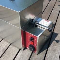 กล่องปรับอุณหภูมิและตั้งเวลาให้การคั่ว