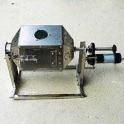 เครื่องคั่วนี้เหมาะสำหรับการใช้งานในบ้าน,ร้านกาแฟเล็กๆ วัสดุทำจากสแตนเลส วางบนเตาแก๊สได้เลย