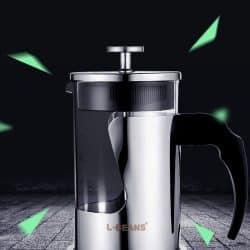 ชุดชงกาแฟแบบ เฟรนช์เพรส สแตนเลส L-Beans, 300 มล.