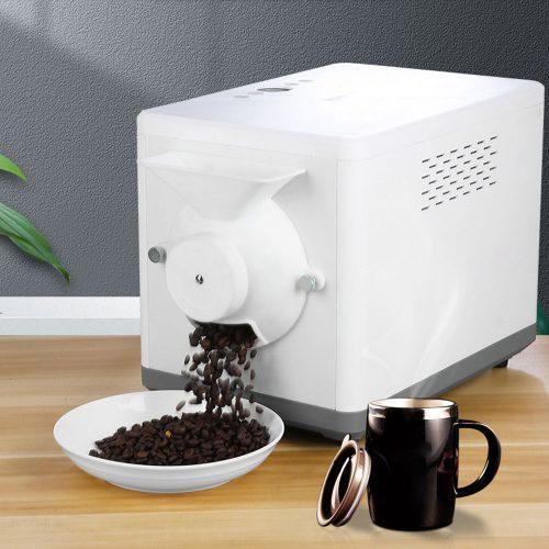 เครื่องคั่วกาแฟ Lasantec พร้อมระบบควบคุมแบบดิจิตอล
