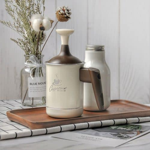 เครื่องตีฟองนม Pedrini สำหรับทำกาแฟคาปูชิโนที่บ้าน