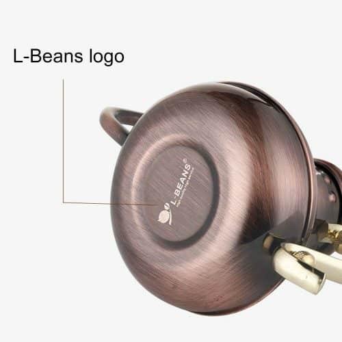 กาดริปกาแฟแบบต้มน้ำ (สไตล์ตุรกี) โดย L-Beans, 430 มล