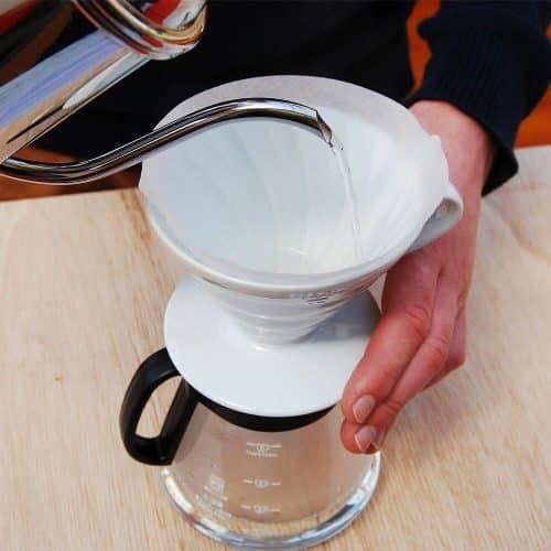 ตัวกรองกระดาษสำหรับหยดกาแฟโดย L-Beans