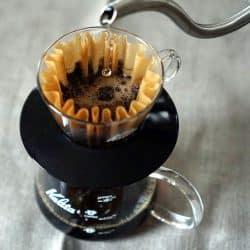 การชงกาแฟแบบดริป
