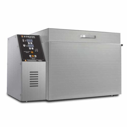 เครื่องคั่วกาแฟพาณิชย์ กำลังการคั่วครั้งละ 3 กก. สแตนเลส พร้อมแผงควบคุมอิเล็กทรอนิกส์