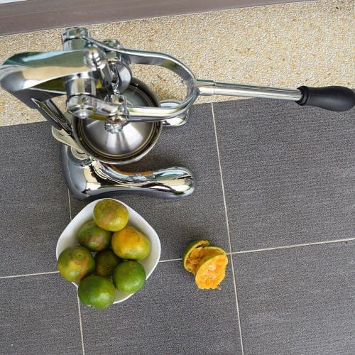 คู่มือเครื่องสกัดน้ำผลไม้สแตนเลสเชิงพาณิชย์ (สำหรับบาร์,คาเฟ่)